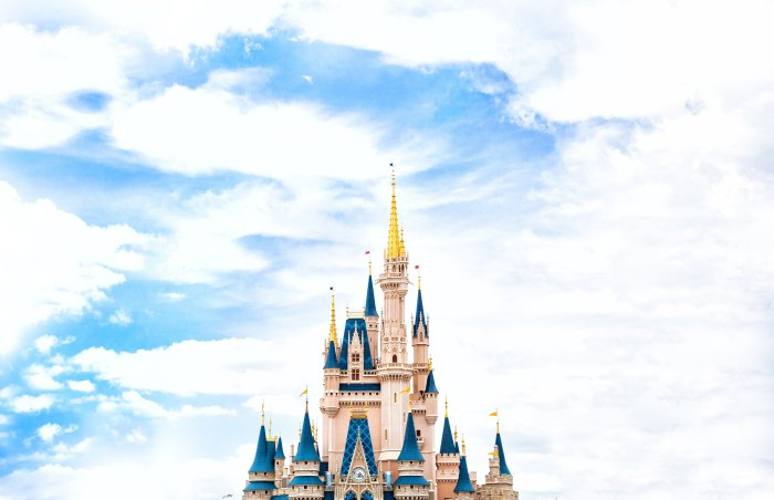 parques de Orlando - Walt Disney World - Magic Kingdom