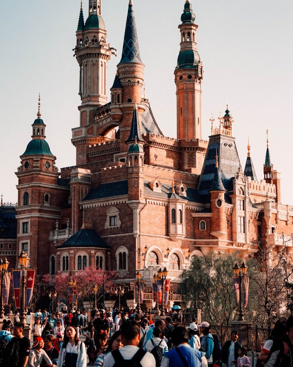 Disney Shanghai - Photo by Sean Lim on Unsplash