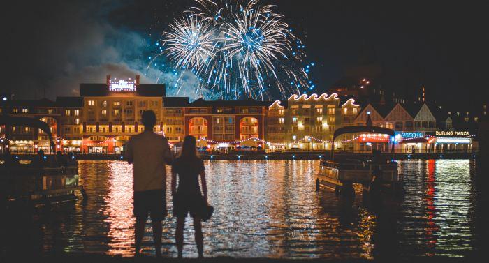 O Disney's BoardWalk Inn, um dos hotéis mais charmosos do Walt Disney World