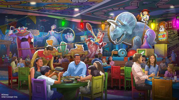 Roundup Rodeo BBQ - Disney Parks