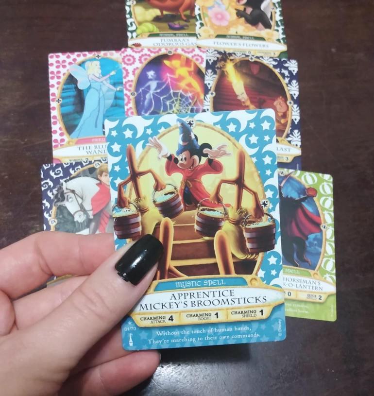 Sorcerers of the Magic Kingdom Disney