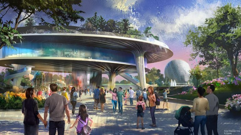 Epcot World Celebration (Walt Disney Parks blog)
