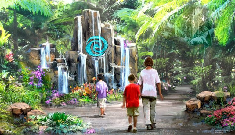 Journey of Water (Walt Disney Parks blog)