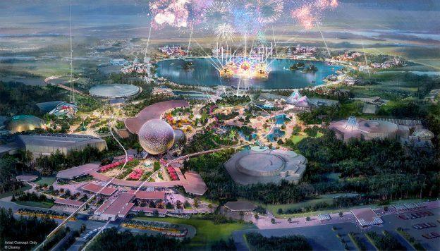 Novidades Epcot (Walt Disney Parks blog)